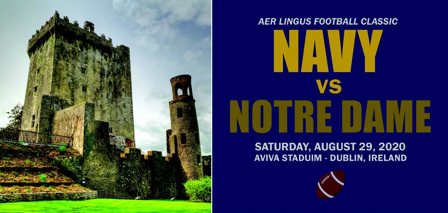 Notre Dame vs Navy Football