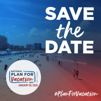 Save the Date: National Plan for Vacation Day
