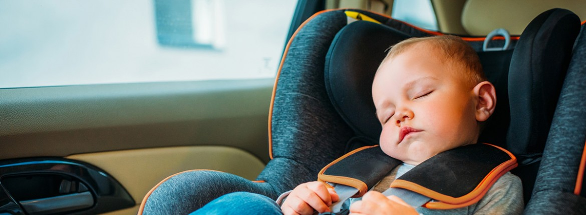 Car seat safety banner image