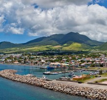 image of Basseterre bay